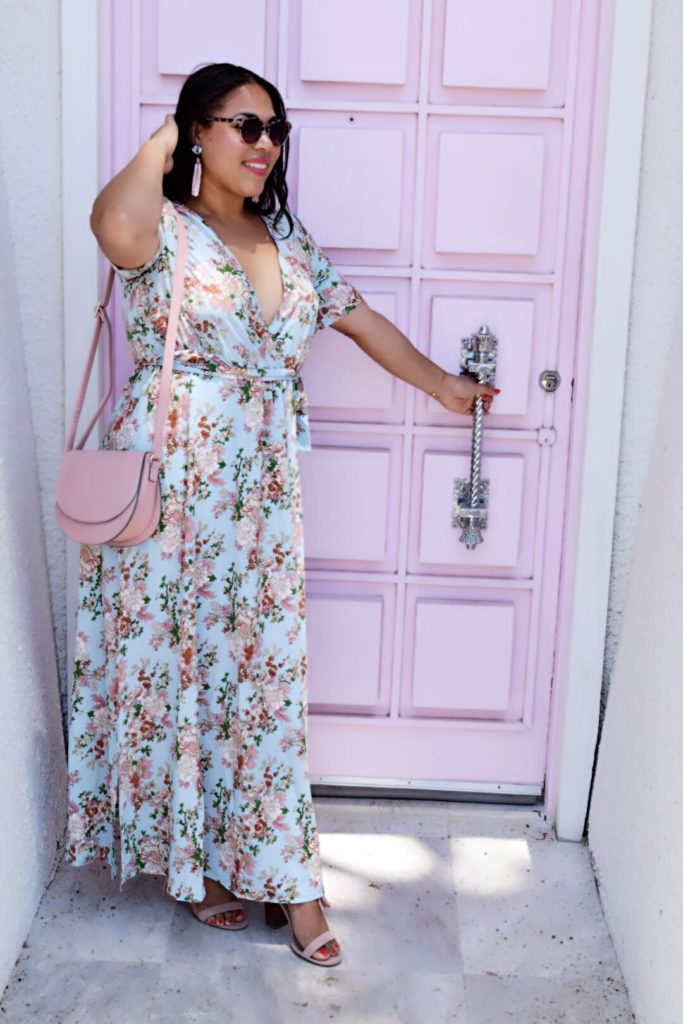 that pink door palm springs