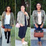 How to Wear Camo: Styling a Camo Jacket 3 Ways
