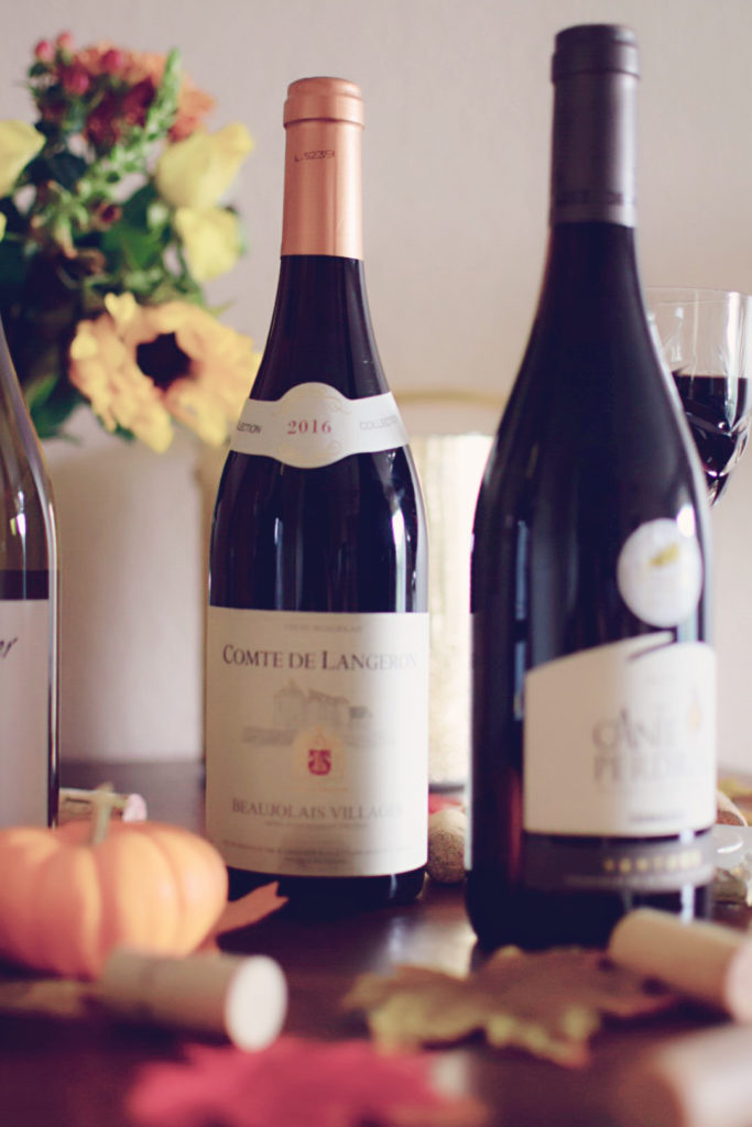 wines to drink on thanksgiving and christmas