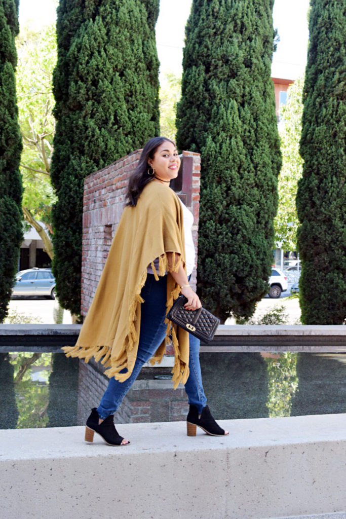 affordable cape for fall