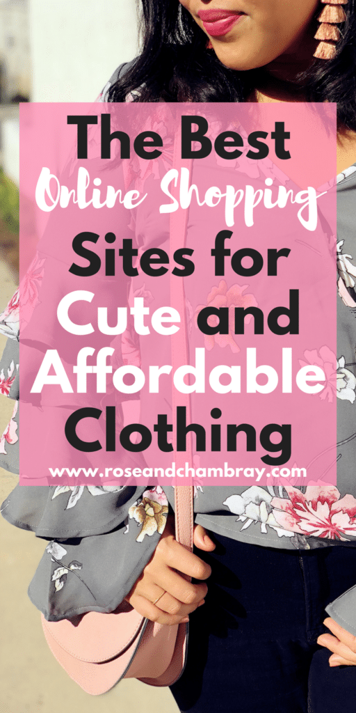 best places to shop online for clothes