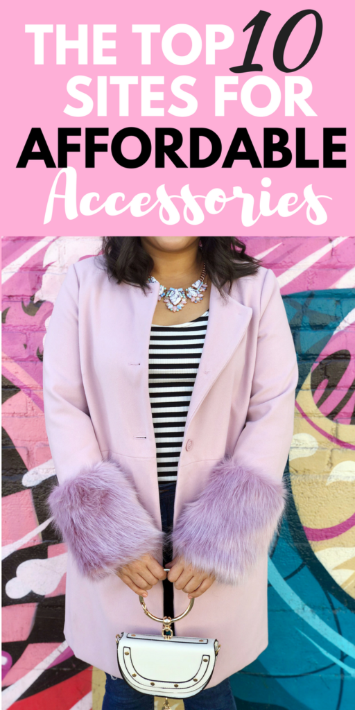 The Best Places to Shop For Cute and Affordable Accessories
