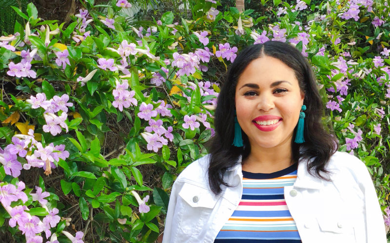 How to Style A White Denim Jacket