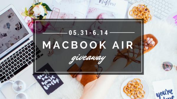 airbook mac giveaway