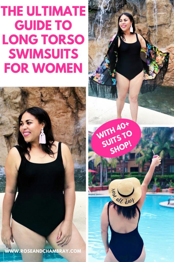 long torso swimsuits